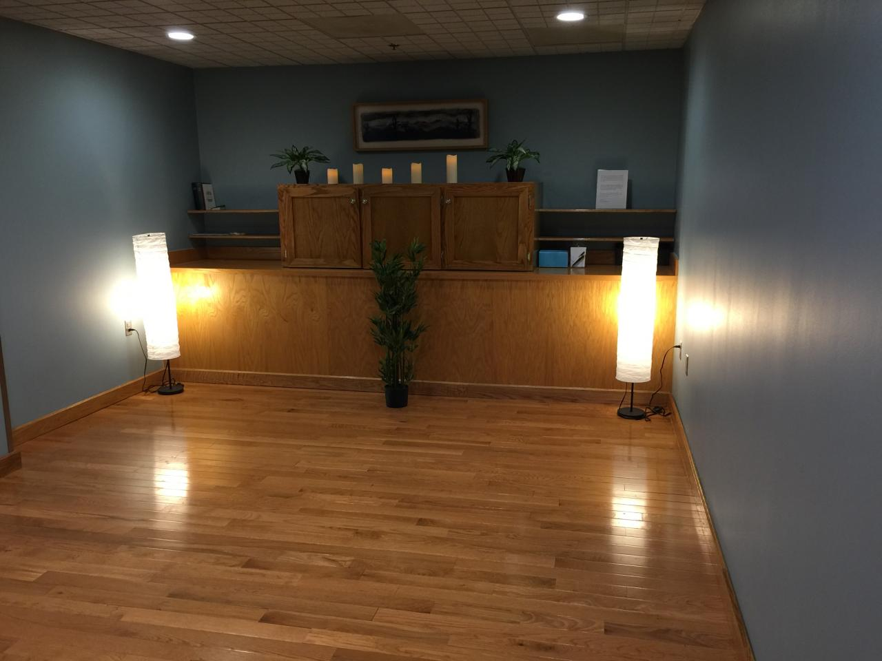 rich mountain meditation room - Meditation Room